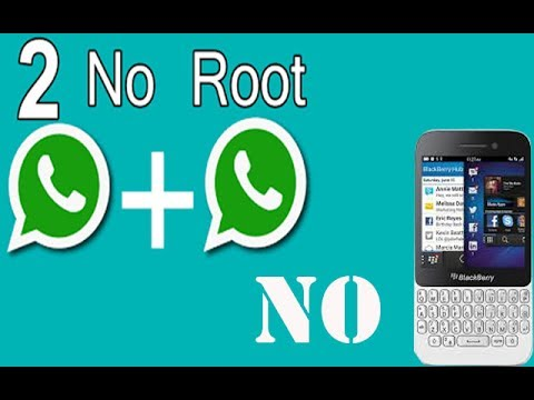 How To Download Two Whatsapp On Blackberry 10 WORKING PROOF