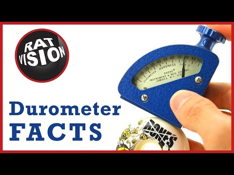 Durometer - Hard vs Soft Skateboard Wheels