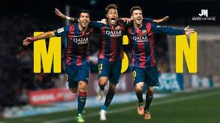 MSN - Messi Suarez Neymar ● Football Assassins ● 2015/2016