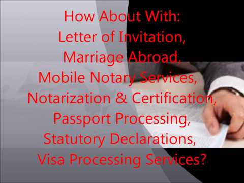 Notary Public Toronto - Find The Best Notary Public Near You In Toronto