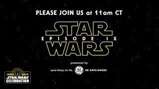 Download Star Wars: Episode IX Panel | Star Wars Celebration Chicago 2019 Video