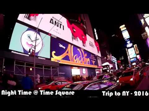 Time Square - NY Trip 2016