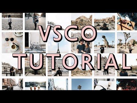 VSCO In Depth Tutorial | How To Get a Clean & Film-Like Instagram Feed | Pleb Life