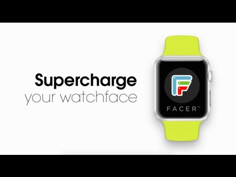 Facer Watch Faces Customization Platform For Apple Watch Apple