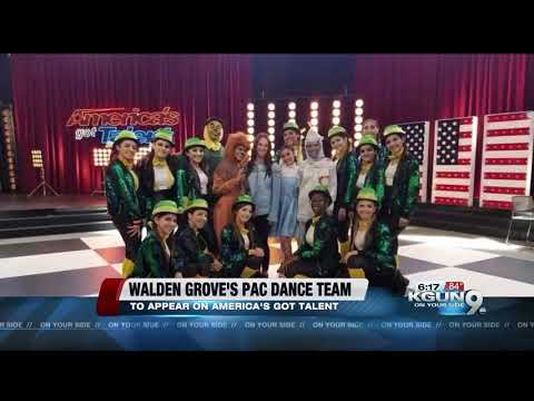 Walden Grove dance team to appear on America's Got Talent