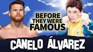 CANELO ALVAREZ | Before They Were Famous | Biography