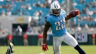 Derrick Henry Shines in Titans