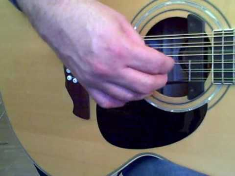 12-String Right Hand Fingerpicking