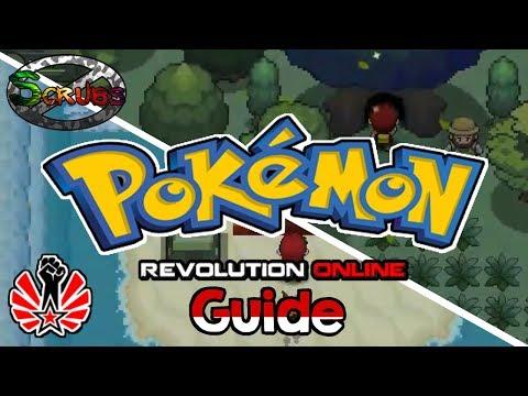 Pokemon Revolution Online Guide - #8 IVs, Berries & EV Training Hotspots