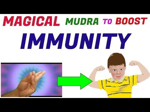 Mudra For Immunity /Hand Mudra For Immunity/Mudra For Immune Power /Immunity Mudra