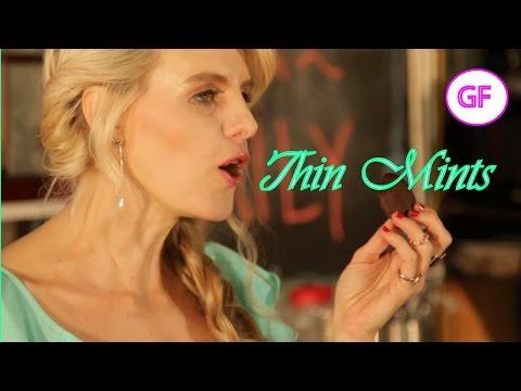 Thin Mints Girl Scout Cookie  Gluten Free Vegan Recipe