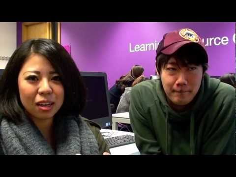 INTO Newcastle University - Student Interview (Japanese) Study Abroad with English