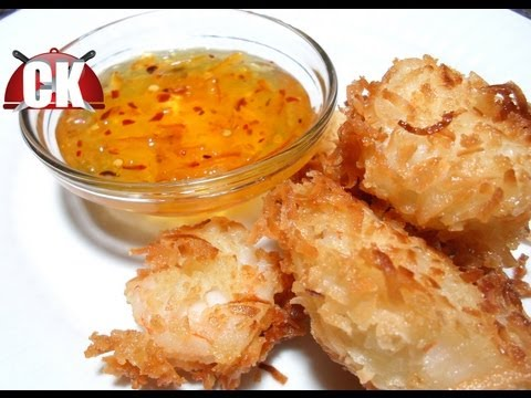 How to make Coconut Shrimp - Easy Cooking!