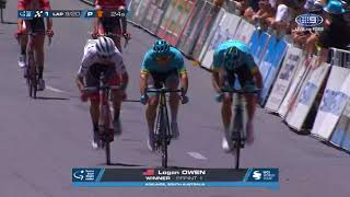 southaustralia.com Sprint 1 | Be Safe Be Seen MAC Stage 6 | Santos Tour Down Under