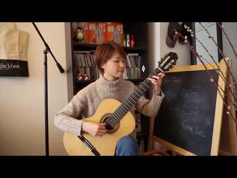 How Deep Is Your Love (Bee Gees) - Yenne Lee - classical guitar (fingerstyle) cover - 클래식기타 이예은