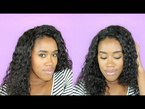 How To Maintain Curly Extensions/Weaves