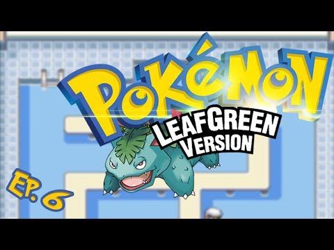 Pokemon LeafGreen - Walkthrough - Part 6