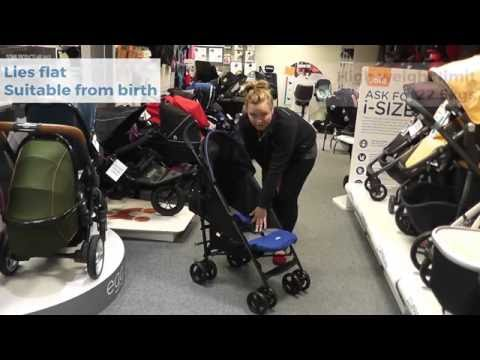 Joie Nitro Stroller - A Groovystyle Introduction