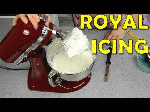 How to Make Royal Icing. Royal Icing Recipe by Cookies Cupcakes and Cardio
