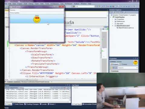 Desarrollo de aplicaciones de escritorio con .NET y WPF