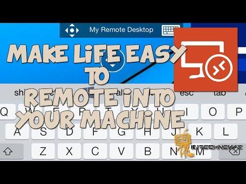 Microsoft Remote Desktop App [iPhone & iPad]