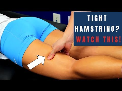 Strained Hamstring Treatments - Huntington Beach
