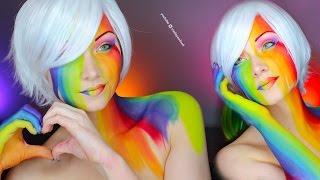 PRIDE Makeup Tutorial | LGBT