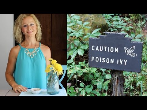 Natural Remedy for Poison Ivy - Immediate Itch Relief!