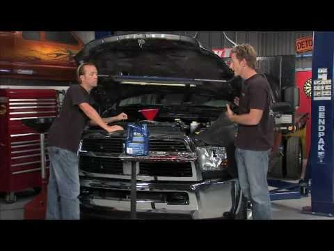 Cummins Turbo Diesel on Truck U: Built to Last