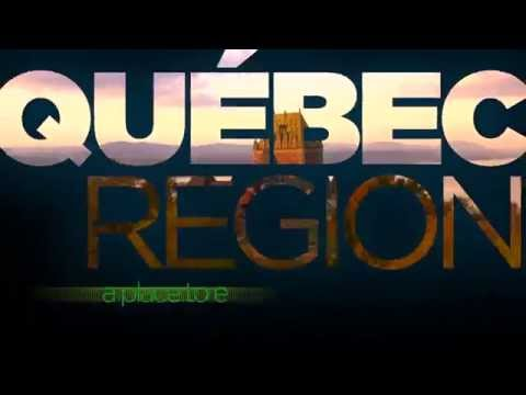 Discover the Quebec City Region – Long