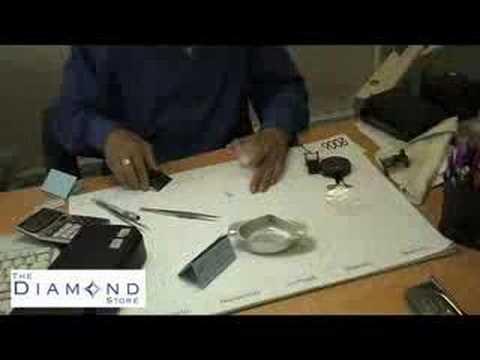 TheDiamondStoreUK - Diamond Ring Process