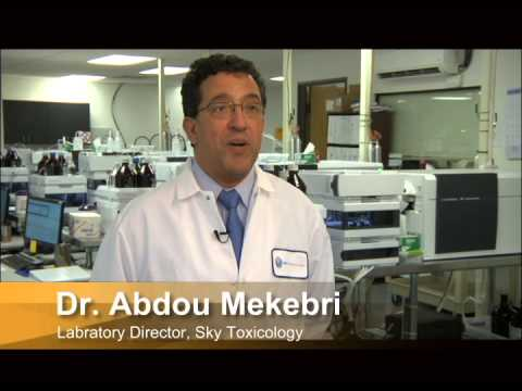 Health Briefs TV Show Features Sky Toxicology