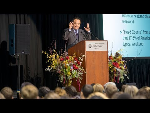 DOCL Keynote Address: The Changing Face of the Church (Acts 15)