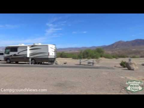 Furnace Creek Campground Death Valley National Park Campground California