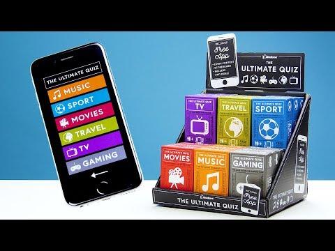 Purple Donkey Mini App Quiz | Paladone