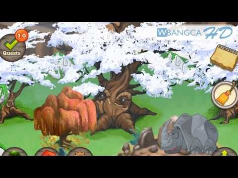 Completing the Great Elder Tree Quest in Tiny Monsters! WBANGCA!