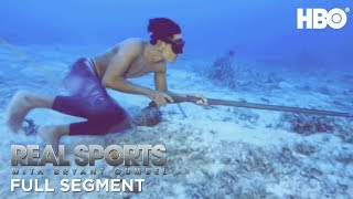 Download Freediving as a Sport or a Means of Surviving (Full Segment) | Real Sports w/ Bryant Gumbel | HBO Video
