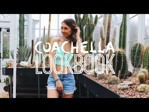 Coachella Lookbook // 5 Festival Outfits!