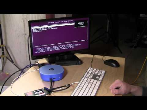 Hp Stream Mini 179 Pc Installing Ubuntu Linux Other Operating Systems