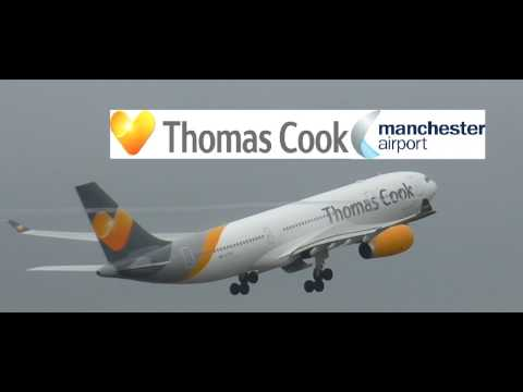 Thomas Cook Airlines Flight 848 (Manchester to New York-JFK)