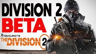The Division 2 Beta Is PEAK AAA Gaming