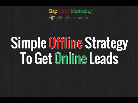 How To Generate Sales With This Simple Strategy