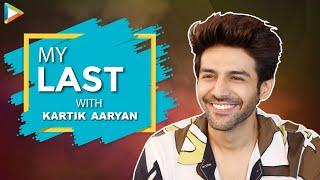 Kartik Aaryan REVEALS all his 'Last Times'   Last Movie   Last Street Food   Last Fake News he heard