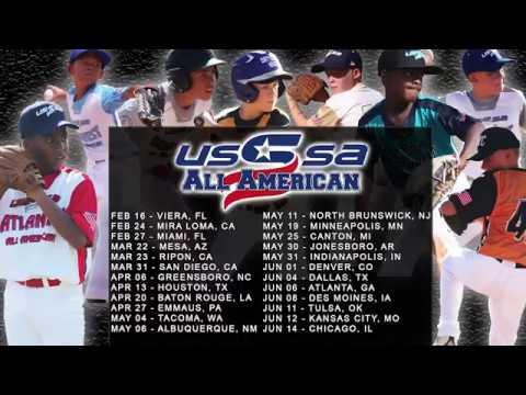 2018 USSSA All American Program