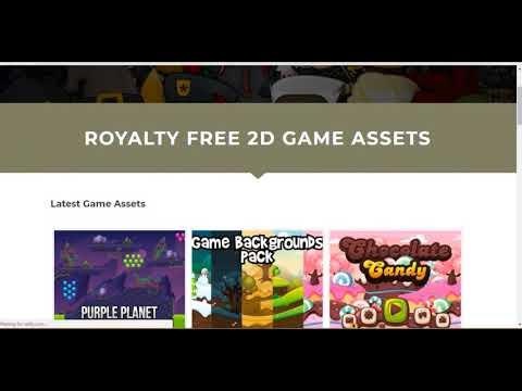 Cara membuat game platformer  di Gamesalad Ep 01 (Sprite & Tile)