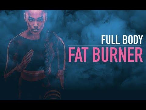 15 Minute Full Body HIIT Routine (FULL BODY FAT BURNER!!)
