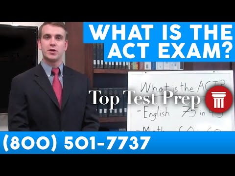 ACT Prep - Secrets/Tips/Strategies to Increase ACT Scores - TopTestPrep.com