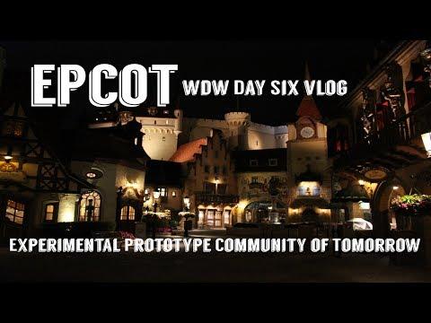 EPCOT! Walt Disney World Day Six VLOG June 2017!