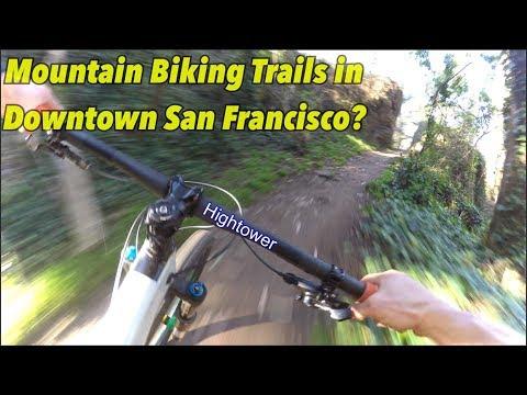 Mountain Biking trails in downtown San Francisco? | Mount Sutro | 2018 Santa Cruz Hightower