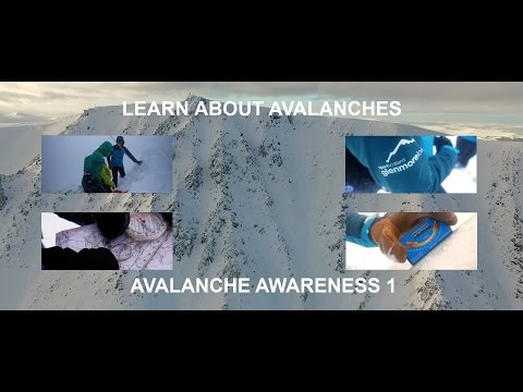 Learn about Avalanches: Avalanche Awareness 1